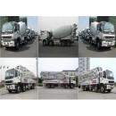 Isuzu truck parts,  Pump truck,  mixers, dump truck, Isuzu parts