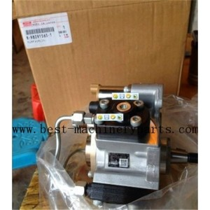 Isuzu high pressure fuel pump 8-98091565-1