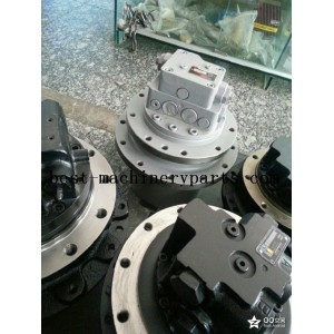 GM06 Travel motor assy