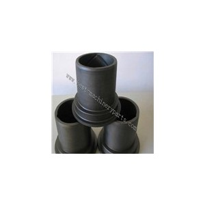 Excavator pin and bushing