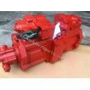 Kawasaki K5V80DT-1LCR-9C05 hydraulic pump for Hyundai R180LC7A