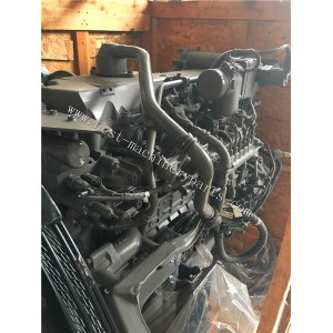 Isuzu 6HK1 engine assy
