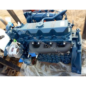 Kubota V2403 engine assy
