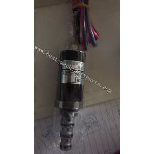 Kawasaki KWE5K-20/G24D03 No.4776 Valve , Kawasaki hydraulic pump valve