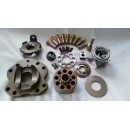 Hydraulic pump parts for Komatsu, Hitachi, Kobelco, CAT, Rexroth, Kawasaki, Sauar danfoss, Denison, Uchida, Linde, Parker