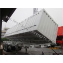 Side dumping semi trailer, side dump trailer, side tipper trailer,side tipper semi trailer