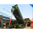 REAR DUMPING/TIPPER SEMI TRAILER