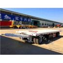 Full trailer,trailer,dolly trailer,container trailer