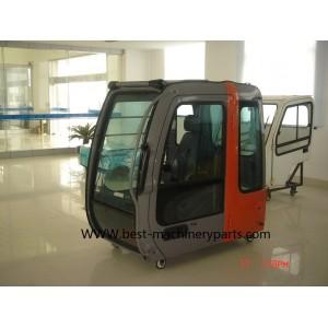 Hitachi ZX200 excavator cabin