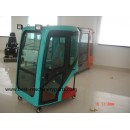Cab for excavator Kubota KX161